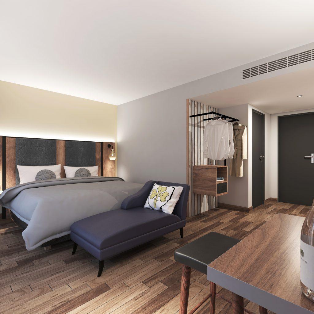 Niu portfolio w chst novum hotel group plant niu im for Zimmer hotel