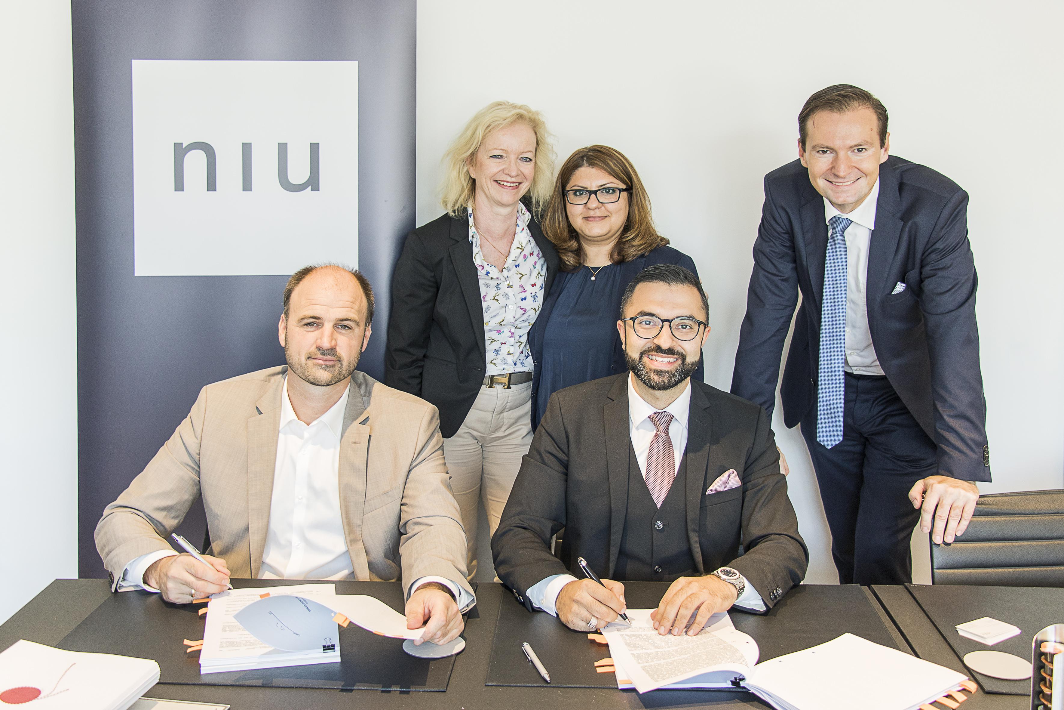 Heimspiel für die NOVUM Hotel Group niu setzt ersten Anker in Hamburg