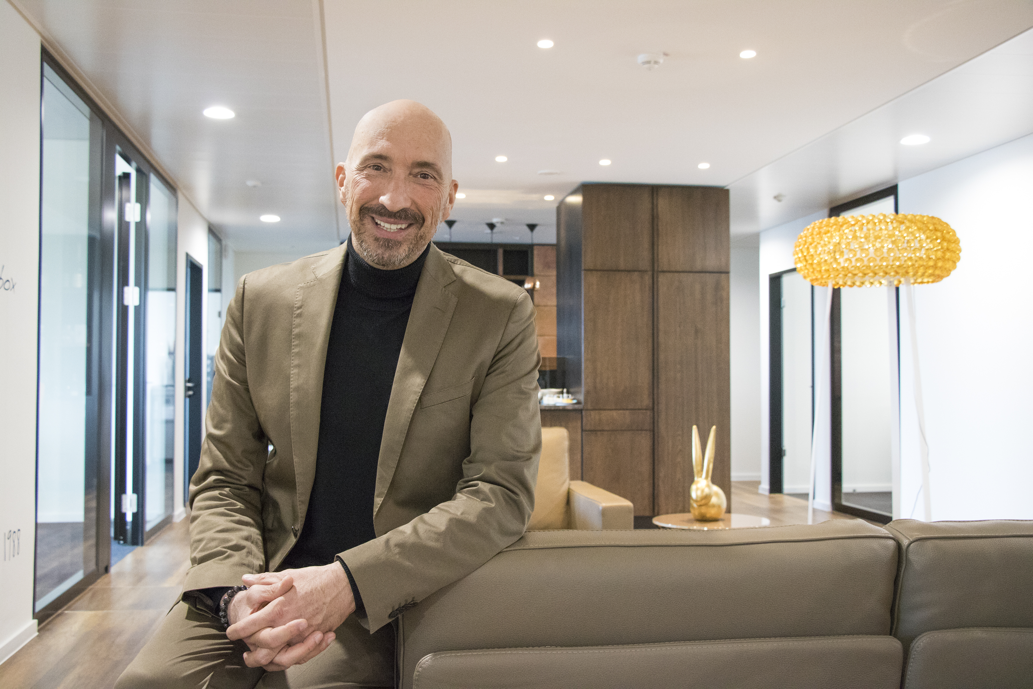 NOVUM Hospitality verstärkt erneut HR-Team: Olaf Philip Beck wird ...