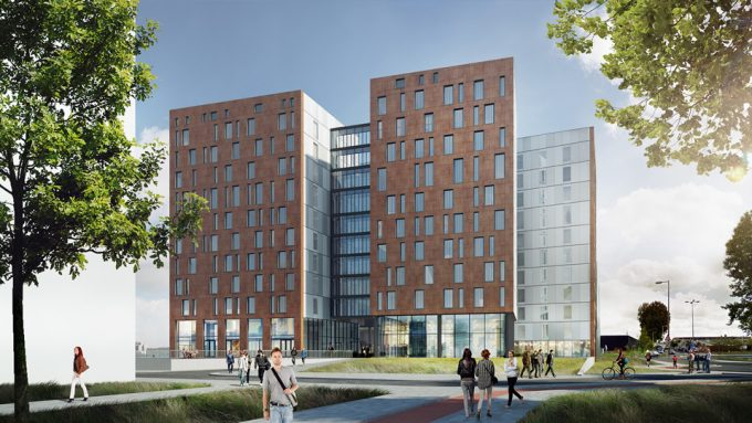 NOVUM Select Hotel City Harbour Amsterdam - image preview