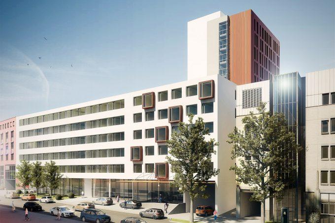 Drittes NOVUM Hotel für Stuttgart
