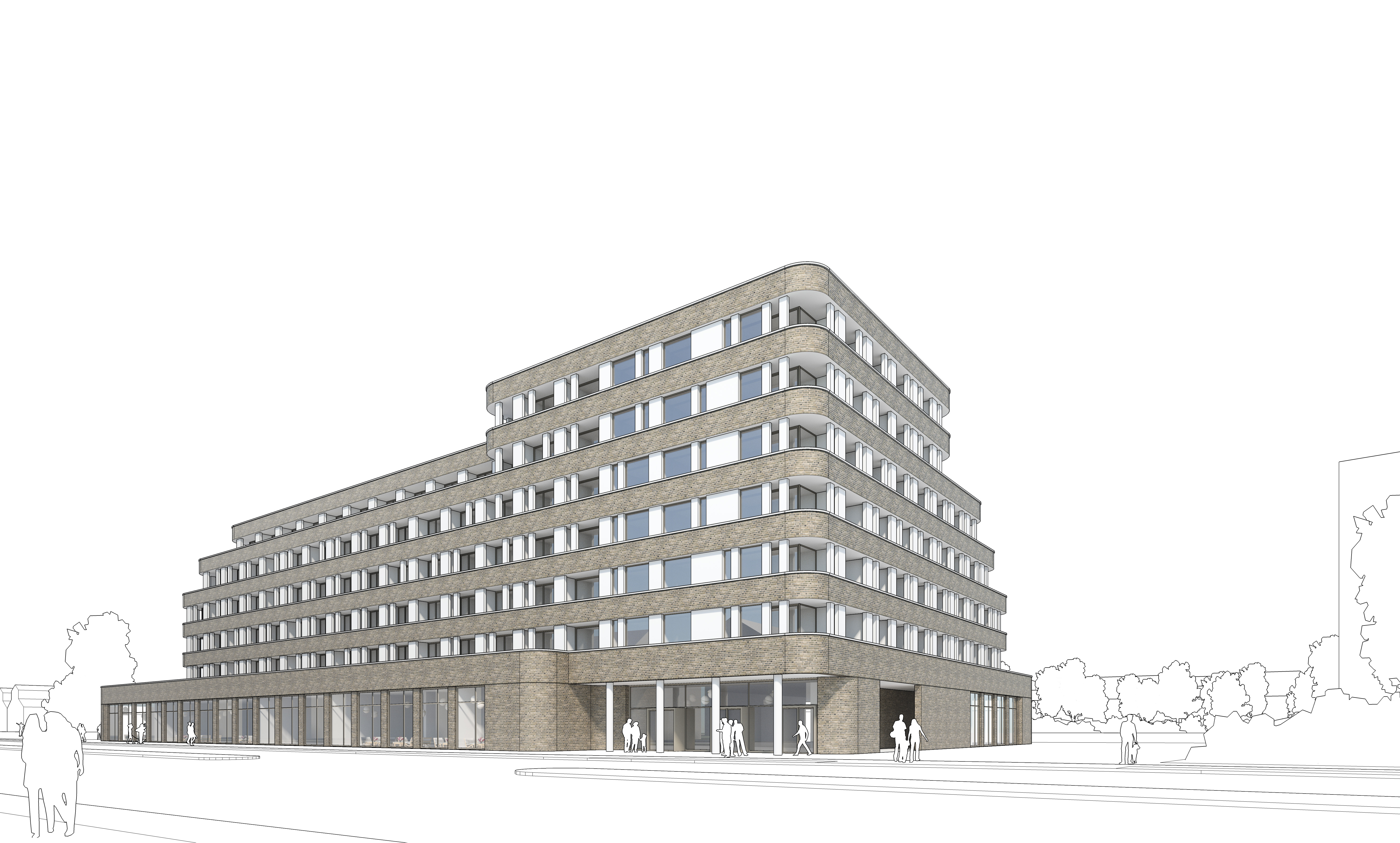 NOVUM Hotel Group secures yet another location in Germany in cooperation with F1RST Immobilien and Highstreet Development