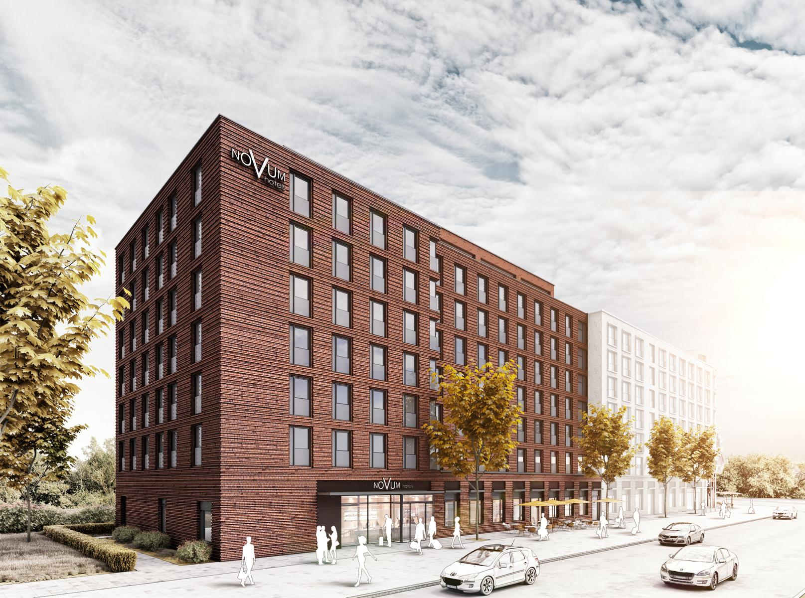 NOVUM Hotel Group to expand to mannheim in cooperation with GBI AG
