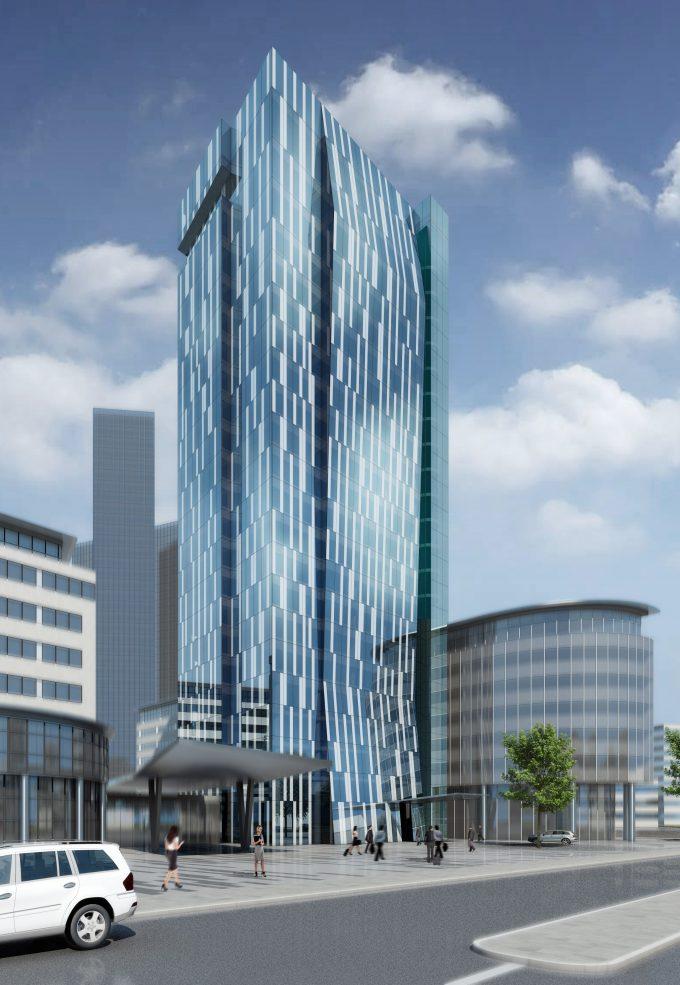 NOVUM Hotel Group und IMMOFINANZ stellen neue Hotel Landmark in Wien vor