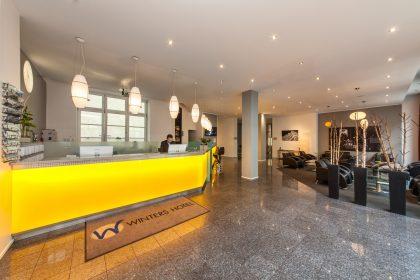 NOVUM Select Hotel Checkpoint Charlie Berlin