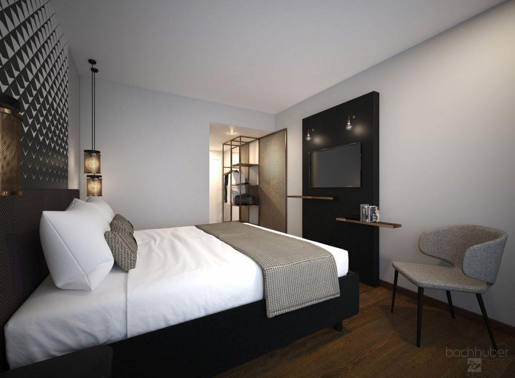 Wohnideen Drittes Zimmer novum hospitality und merkur development entwickeln drittes niu
