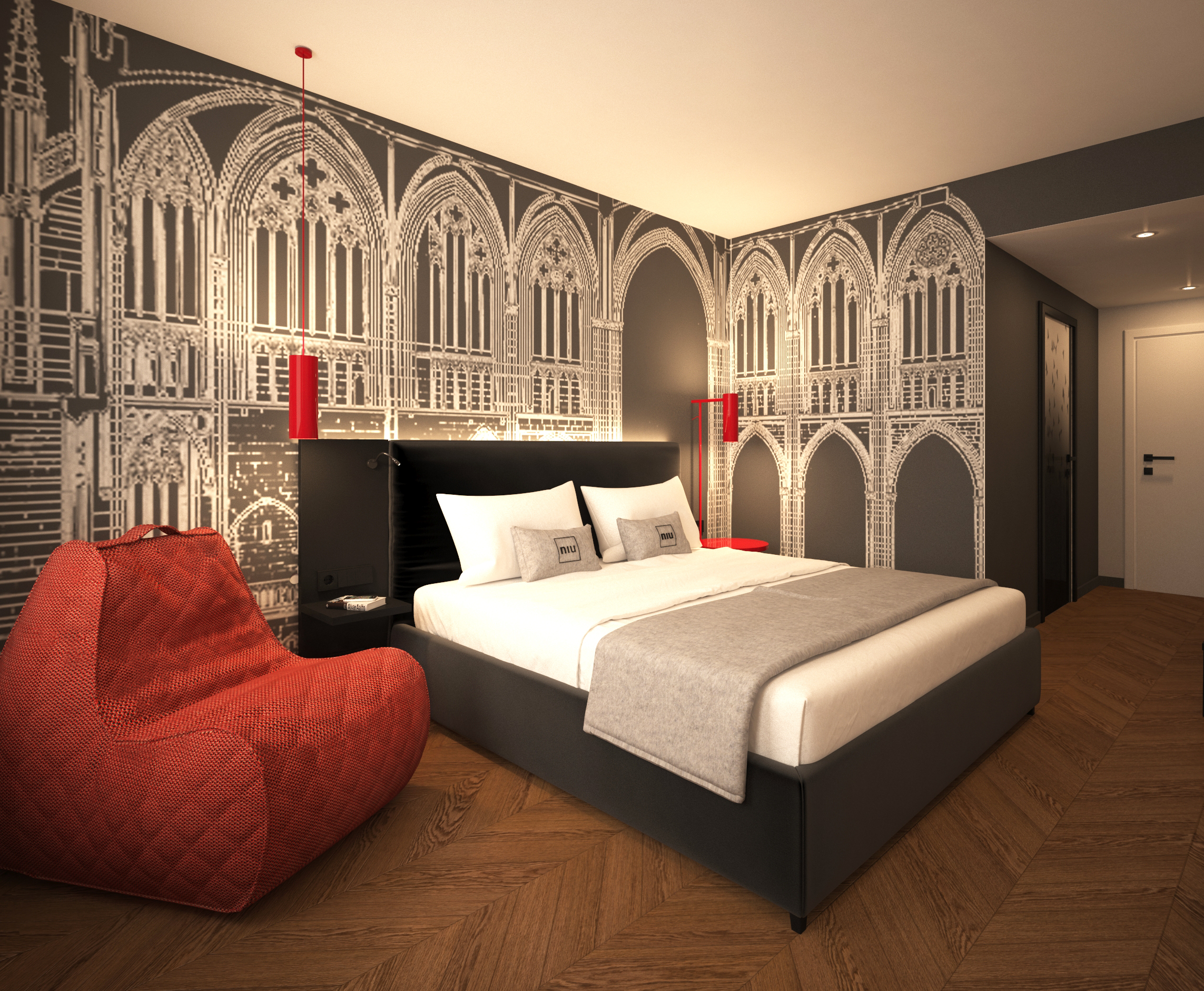 Neuer Standort: NOVUM Hospitality plant ein niu-Hotel in Regensburg ...