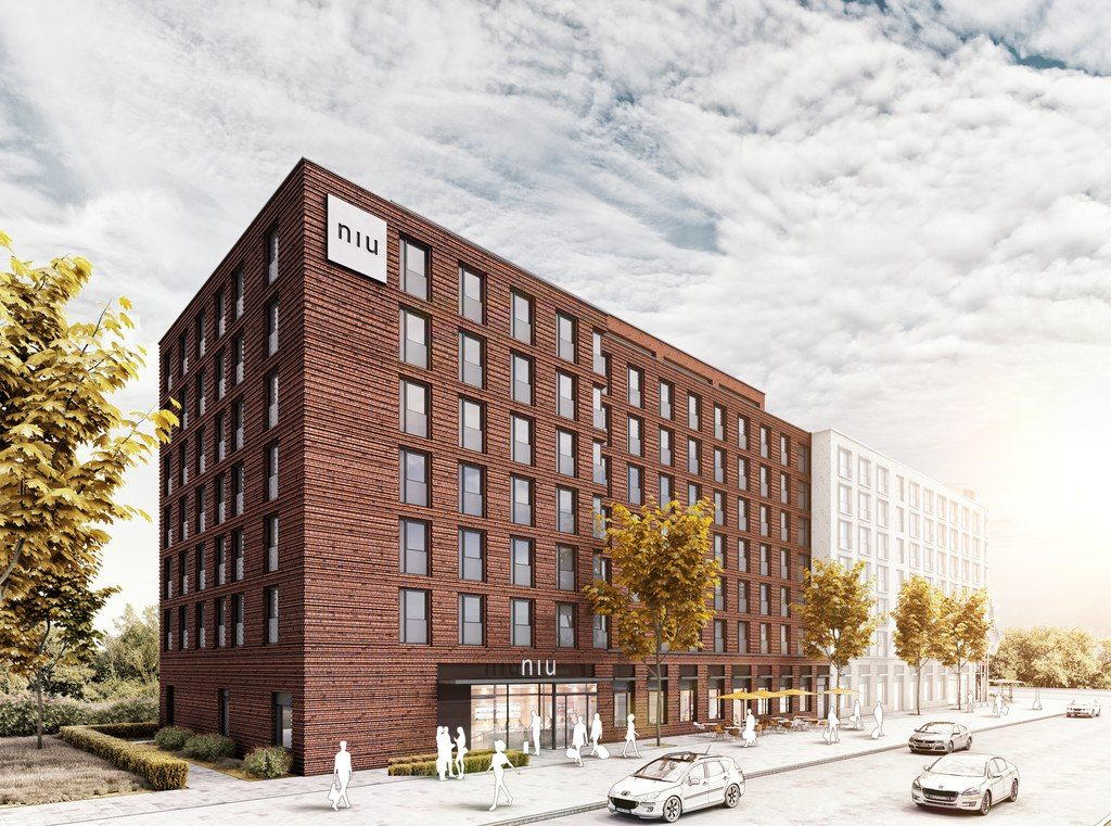 Niu residiert in mannheim novum hotel group entwickelt for Designhotel mannheim