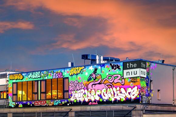 The Niu Hide Berlin Weltweit Erstes Modular Errichtetes Hotel Auf